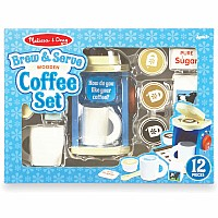Brew & Serve Coffee Set