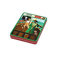 Pirates Magnetic Figures
