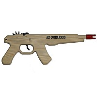AK Commando Rubber Band Gun