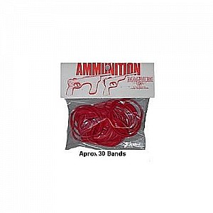 Pistol Ammo-Red - Size 32, 1-oz. bag