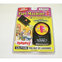 RC Fart Machine