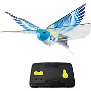 eBird Blue [Pigeon] - x2 Channel RC Flying Bird