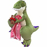 How Do Dinosaurs Say Good Night Plush Dino