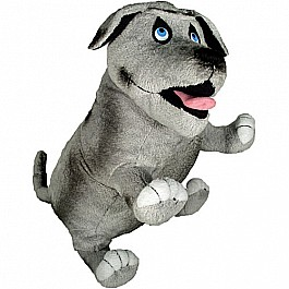 "MerryMakers WALTER THE FARTING DOG 8"" Doll"
