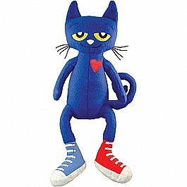 "MerryMakers PETE THE CAT 28"" Giant Doll"