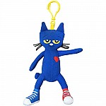 MerryMakers PETE THE CAT Backpack Pull