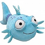 "MerryMakers POUT-POUT FISH 9"" Doll"