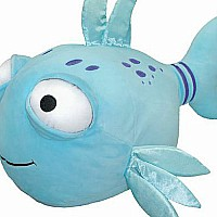 "MerryMakers POUT-POUT FISH 22"" Giant Doll"