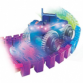 Twister Tracks Light Up Flip Trucks