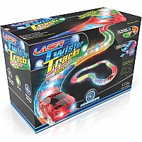 LED Twister Tracks 12' Set (Standard Colors)