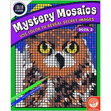 Cbn: Mystery Mosaic: Book 3