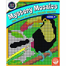 Cbn: Mystery Mosaic: Book 7
