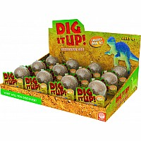 Diu Dinosaur Single Eggs