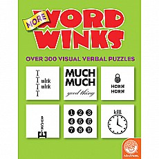 Word Winks: More
