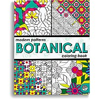 Modern Patterns: Botanical