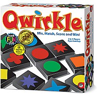 *Staff Pick* Qwirkle