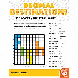 Math Mosaics: Decimal Destinations