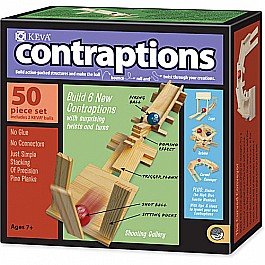 Contraptions 50 Piece Set