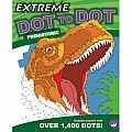 Extreme Dot to Dot Activity Book: Prehistoric