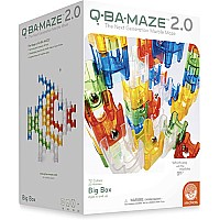 Q-BA-MAZE 2.0: Big Box 72pc