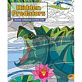 Creature Camouflage Coloring Book:  Hidden Predators