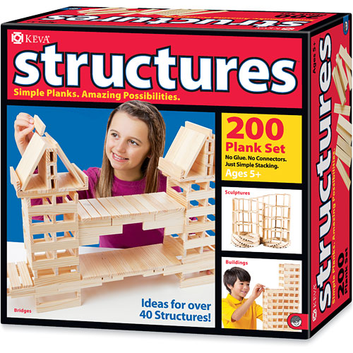 KEVA Structures 200 pc