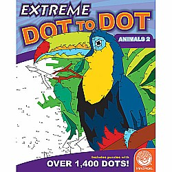 Extreme Dot to Dot: Animals 2
