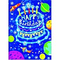 Constellation Cake Foil Card
