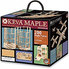 KEVA Maple: 200 Plank Set