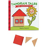 Tangram Tales - Red Discoveries