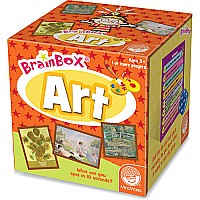 BrainBox - STEAM: Art