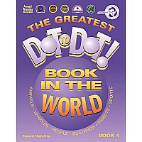 Greatest Dot-to-Dot Book 4