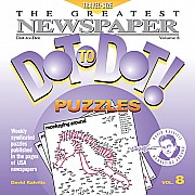 Greatest Newspaper Dot-to-Dot vol. 8