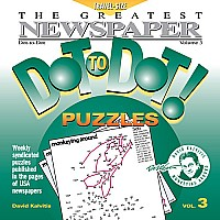 Greatest Newspaper Dot-to-Dot vol. 3