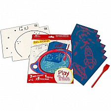 Boogie Board Play N' Trace Paperless Doodle Pad Activity Pack - Space Adventure
