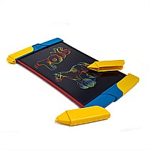 Boogie Board Kids Scribble N' Play Learning and Creative Doodle