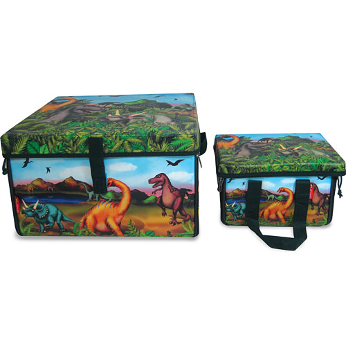 Neat Oh Zipbin Dinosaur Mini Playset Toy Shop Of Florence