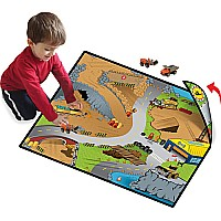 Neat-oh Work Zone 2-sided Large Playmat