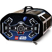 Neat-oh! Lego Star Wars Zipbin TIE Fighter Storage Case