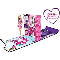 Barbie Neat-oh! Fashion Show, Dressing Room Runway Case