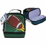 Neat-oh! GO Sport Football Lunch Box