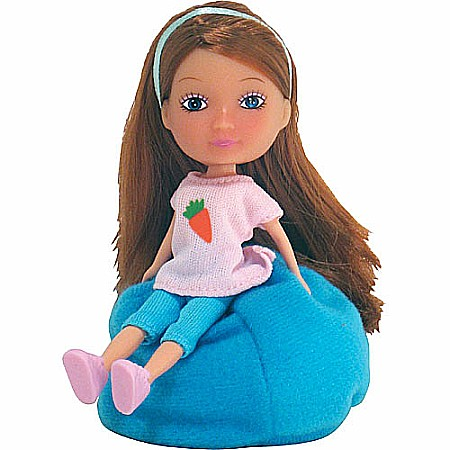 Neat-Oh! Everyday Princess Sophie Doll & Bean Bag Chair