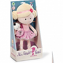 Nici Wonderland Doll: Miniclara the Ballerina