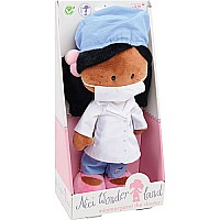 Nici Wonderland Doll: Margaret the Doctor