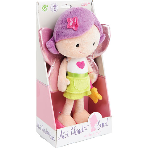 Nici Wonderland Doll: Minicarla the Fairy