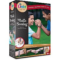 Linkt Craft Kit: Maille Bonding (5 Bracelet Set)