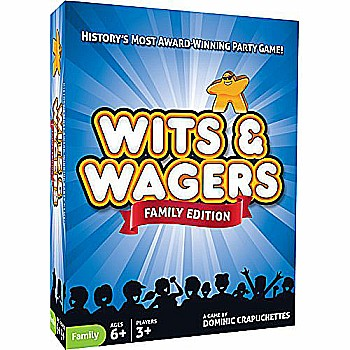 Wits & Wagers Family