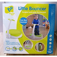 TP Toys Little Bouncer - lime/white