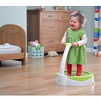 TP Little Bouncer - lime/white