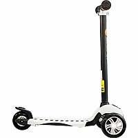 YBike GLX Pro - White and Black Scooter